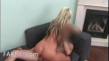 beautiful model filmed by hidden camera