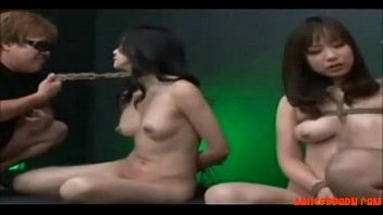 asian teen not sisters tied and rough fucked:.