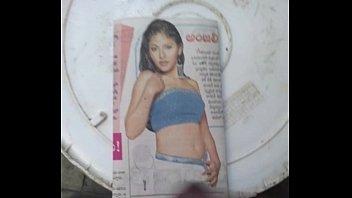 cum to actress anjali