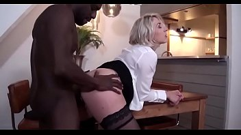 mature mom tries black cock fo the.
