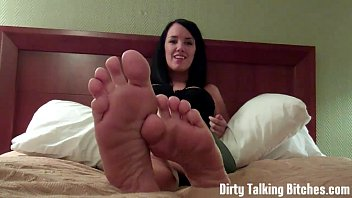joi you cum for feet
