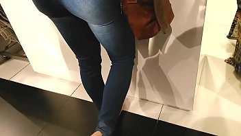 rico culito con jeans en perisur