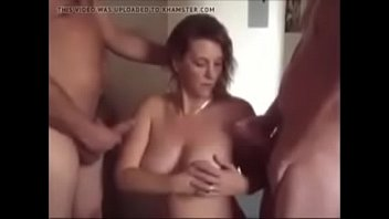 mature with her boys