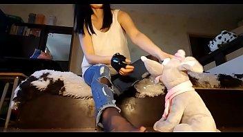 russian teen mistress feet crushing on toys -.