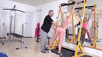 old-n-young.com - martina d - gym brings sex.