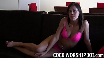 you can work on your cock sucking skills.