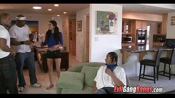 interracial gang bang 016