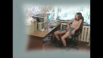 canguro pillada masturb&aacute_ndose con internet