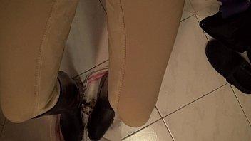 bellas black rubber riding boots