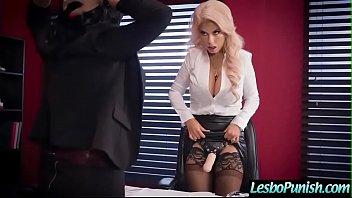 punish sex on cam between lesbo girls (kristina.