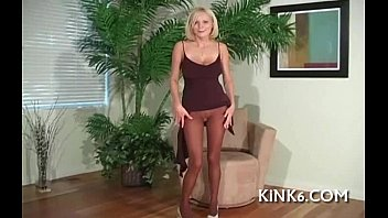 amoral teaser in sexy pantyhose