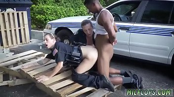 milf dildo gangbang and real woman police officer.