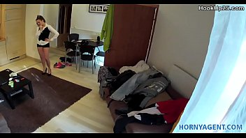 hornyagent homemade video with the hotel.