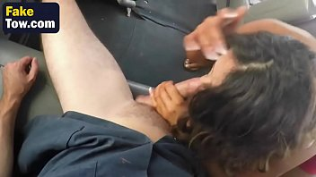 servicing guy gets blowjob from sexy.
