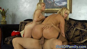 real teen amateur in threeway with.