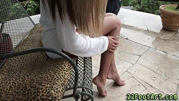 babes angelic feet cummed