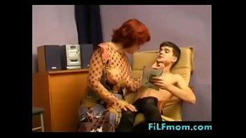 german redhead mom wants son - free full.