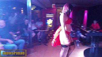 public magic pussy on a pub