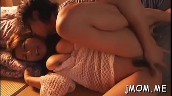 arousing older moans hard as hairy pussy gets banged