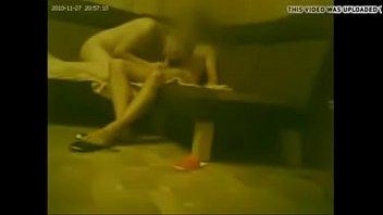 hidden camera in the sauna