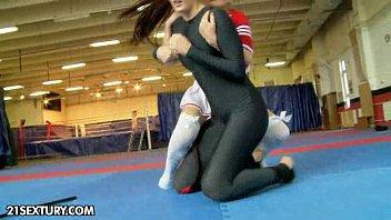 nude fight club presents mira vs.