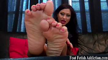 pamper my feet and suck on my sweet.