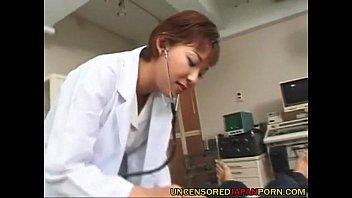 uncensored japanese milf porn doctor -.