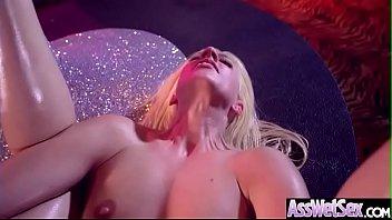 (jessie volt) gorgeous girl with huge ass enjoy.