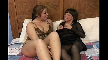 mature woman and younger woman