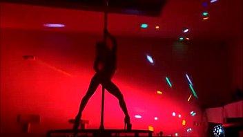 pole dance tease cosmo room -.