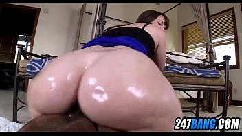 huge white ass meets bbc 8
