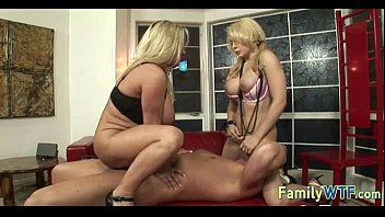 mom and daughter threesome 0544