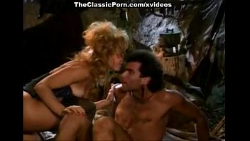 nina hartley, jon dough in 80&#039_s porn video.