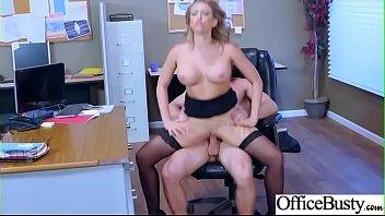 (kagney linn karter) office sluty busty girl love.