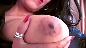 big tit british mistress undresses