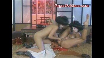 oriental girls fingering pussy