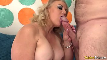 mature woman summer takes fat dick.
