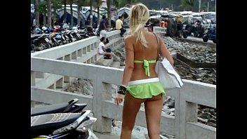 sexy green mini shorts girl in.