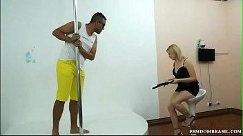 melissa loira brasileira em sexo anal