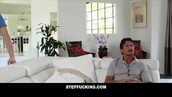 step brother caught cumming on step sister&#039_s face- stepfucking.com