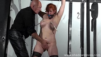 swedish debutant slave girl vickis ballgagged whipping and.