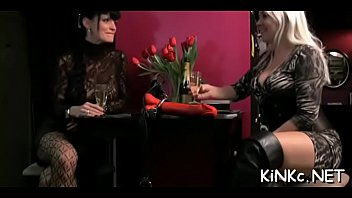 female domination with hard whipping and riding in.