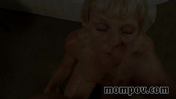 blonde milf fucking young cock