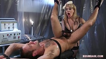 bitch cherie loves to dominate her.