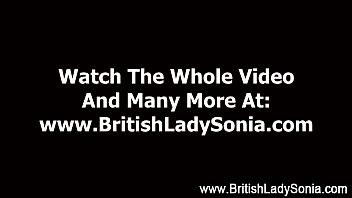 mature femdom stocking brit lady sonia.