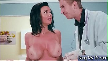 (veronica avluv) hot patient come to doctor and.