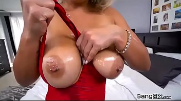 delicious tits and round ass nina.
