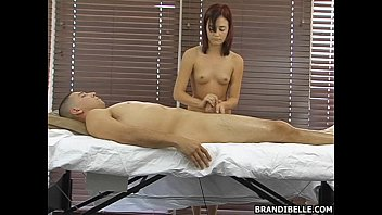 cock massage - brandi belle