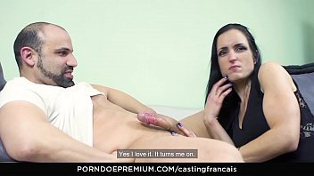 casting francais - first fuck &amp_ facial for.