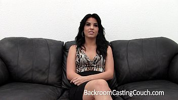 hot amateur first anal on casting.